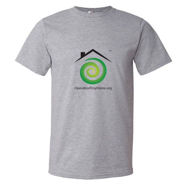 Men's T-Shirt - OperationTinyHome.org