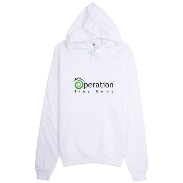 Hoodie Sweatshirt (unisex) - Operation Tiny Home