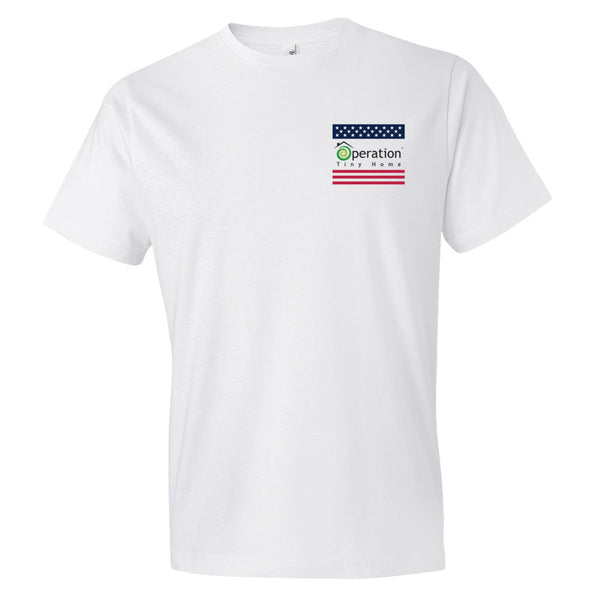 Men's T-Shirt - Honoring Veterans (UL)