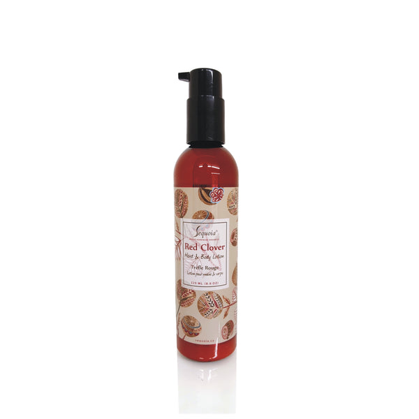 Red Clover Lotion - LARGE TESTER
