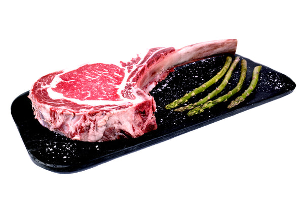 Rib Eye Tomahawk Steak