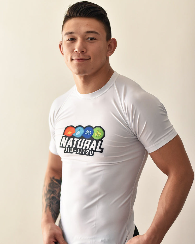 Natural Jiu-Jitsu Rash Guard