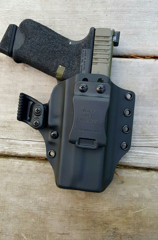 BLACK LABEL HOLSTERS IWB GLOCK 19 GSOD HOLSTER