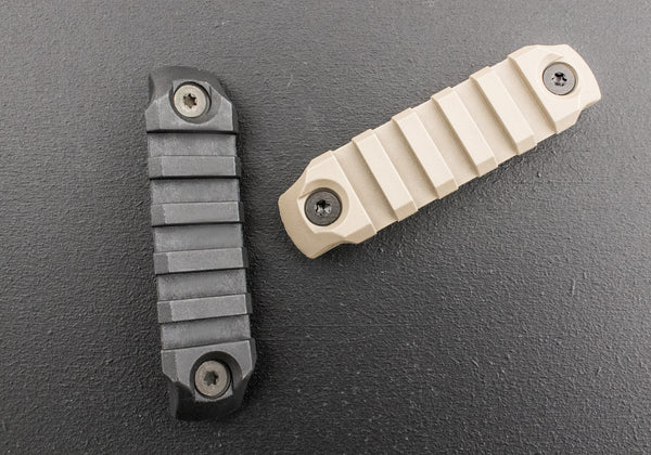"BCM KEYMOD 3"" PICATINNY NYLON RAIL SECTION"