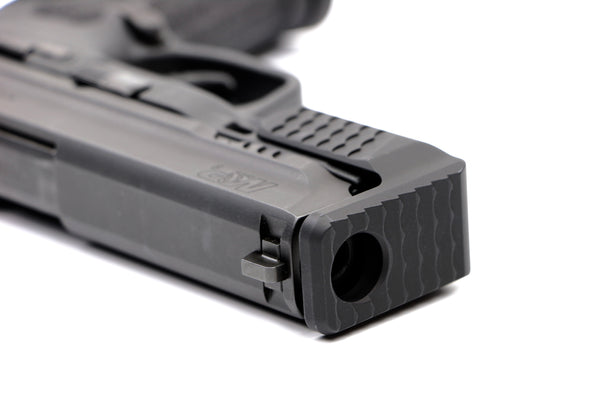 Glock Aftermarket Standoff Device Top View