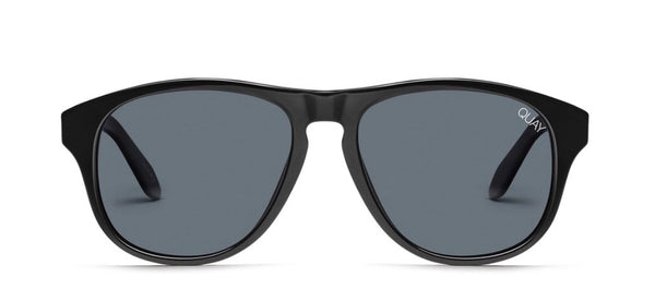 Quay Australia, Men's, Sunglasses, Lost Weekend, Black