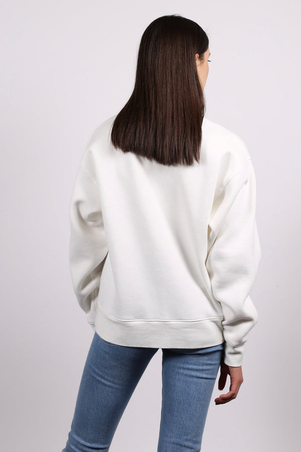 Brunette The Label  Welcome to the Babes Club Step Sister Crew Neck Sweatshirt 1981 Collection