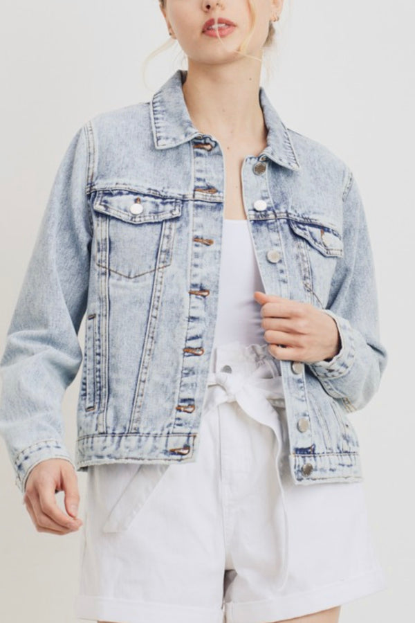Acid| wash| distressed| denim| jacket|