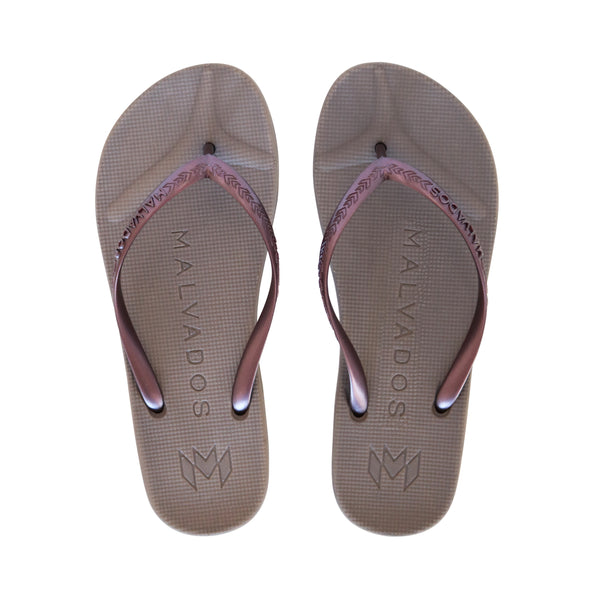 Malvados, playa, comfortable, supportive, toe, pillow, cushion, flip flop, moodring