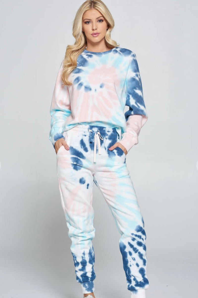 Tie| dye| cotton| Sweatshirt