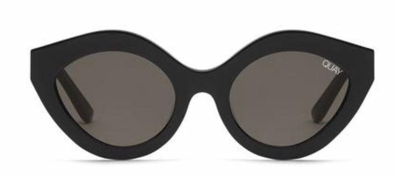 Quay Australia, quality, stylish, chic, Sunglasses, good night kiss, black