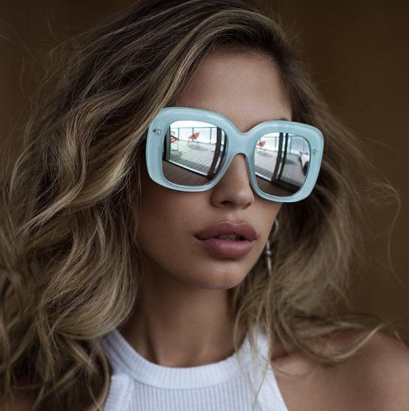 Quay Australia, quality, stylish, chic, Sunglasses, day after day, mint