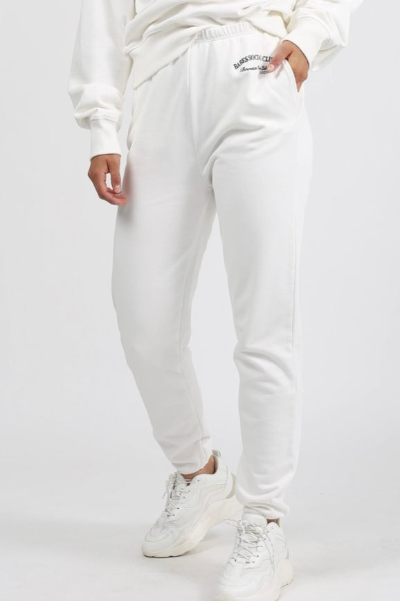 Brunette| the| label| best|friend| jogger| cream|