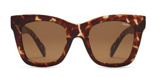 Quay Australia, quality, stylish, chic, Sunglasses, After hours, tortoise