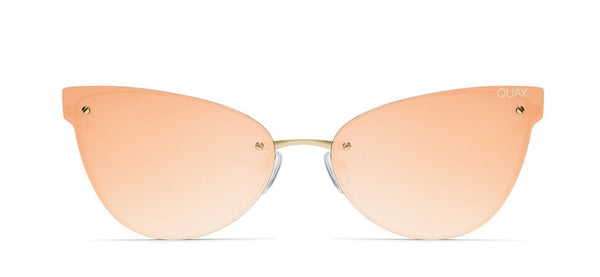 Quay Australia Sunglasses - Lady Luck Gold