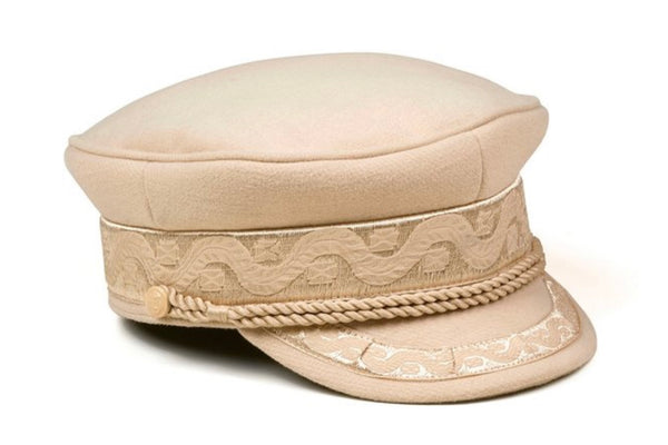 Lack of Color Riviera Hat in Gold