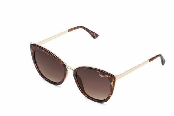Quay Australia Sunglasses - Honey