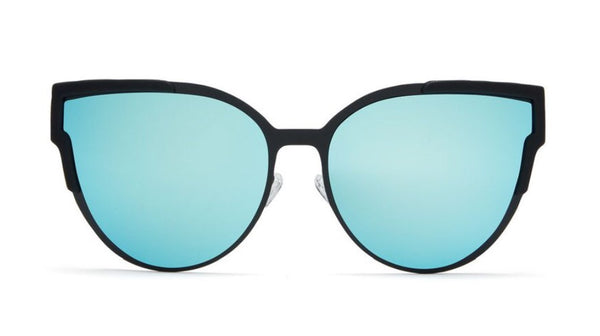 Quay Australia, quality, stylish, chic, Sunglasses, Game On, Black, Blue
