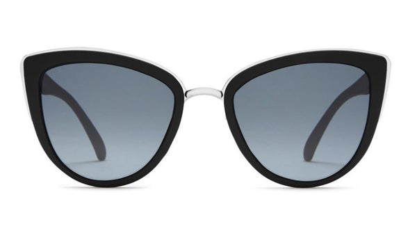 Quay Australia, quality, stylish, chic, Sunglasses, My girl, cat eye, black