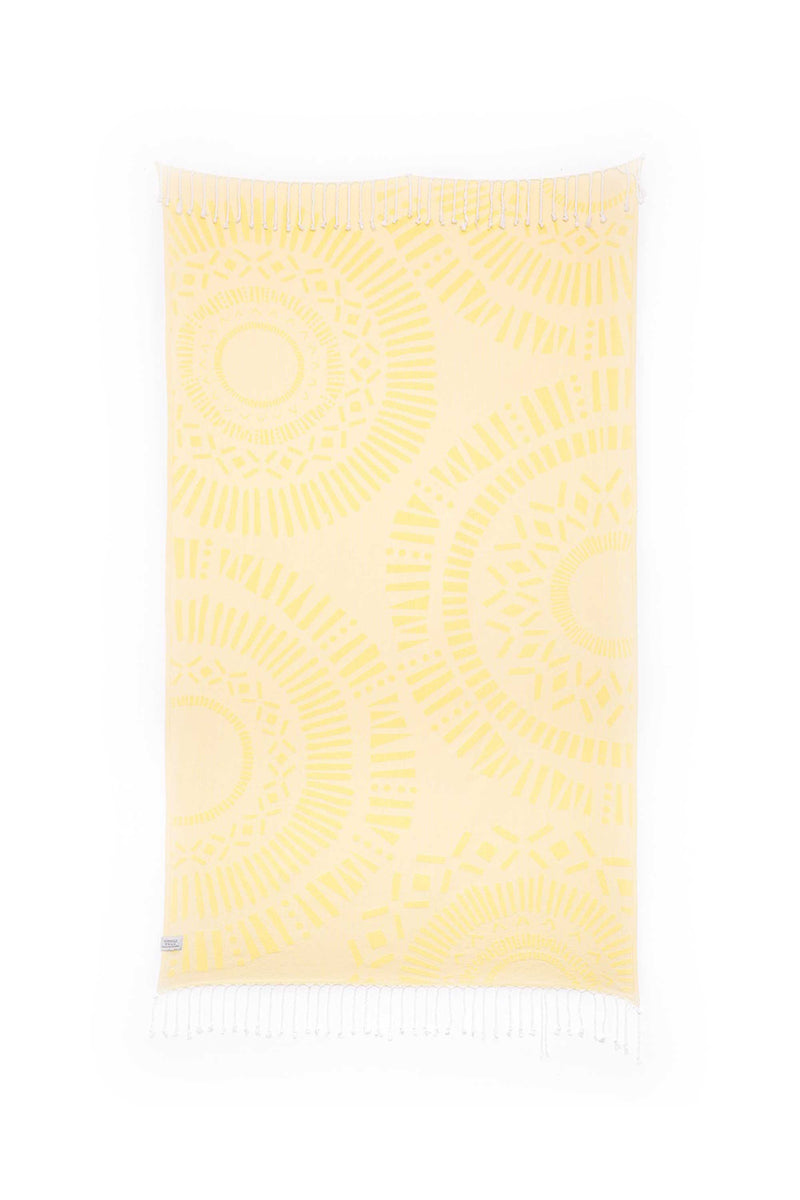 Tofino Towel - Premium Light Weight Turkish Towels - The Arbutus Series