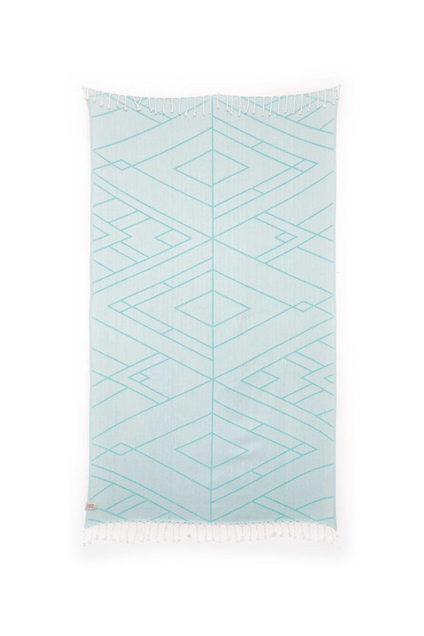 Tofino Towel - Premium Light Weight Turkish Towels - The Clayoquot Series