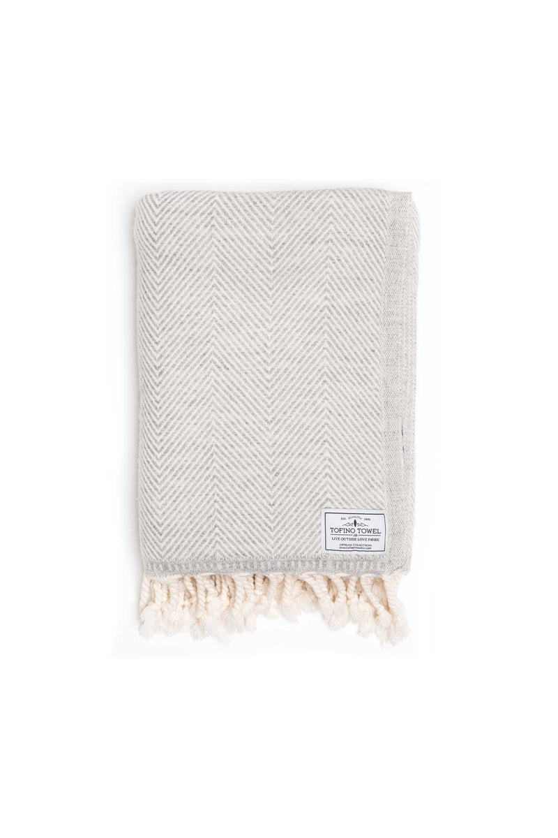 Tofino Towel - Luxury Home Throws - The Cove Throw