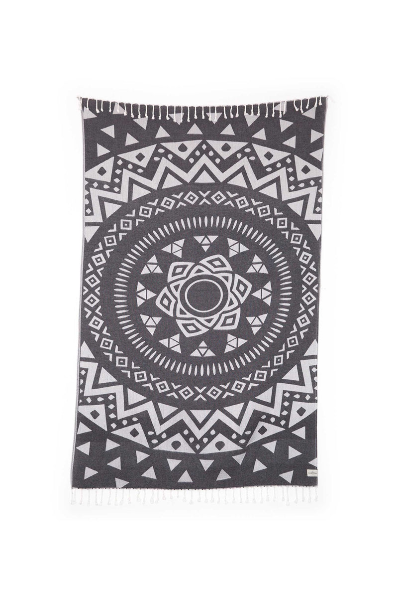 Tofino Towel - Premium Light Weight Turkish Towels - The Radar Series