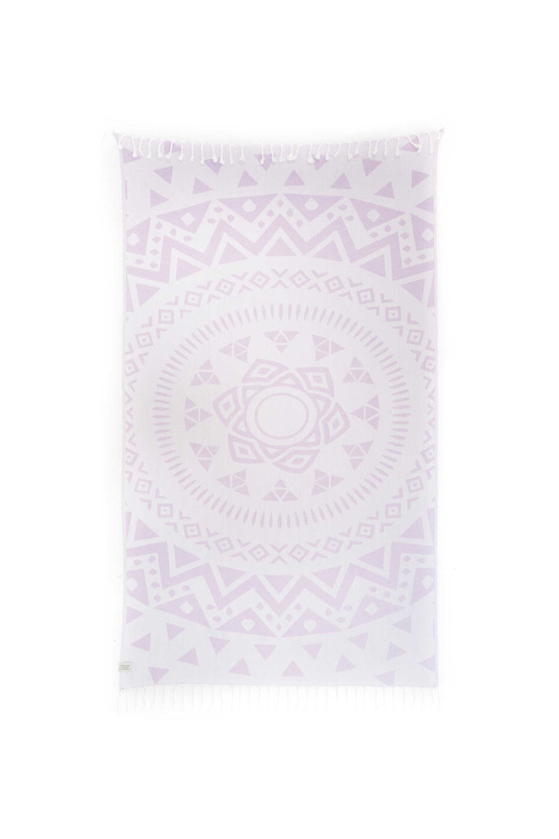Tofino Towel, Light Weight, Towel, Luxury, Home, Throw, blanket, the radar, bamboo, cotton, lilac