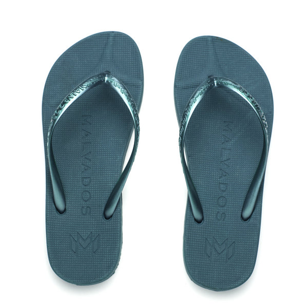 Malvados, playa, comfortable, supportive, toe, pillow, cushion, flip flop, appletini
