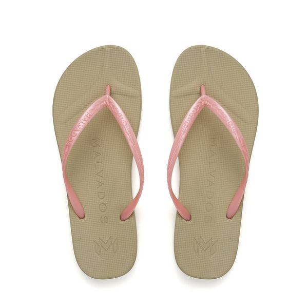 Malvados, playa, comfortable, supportive, toe, pillow, cushion, flip flop,bellini