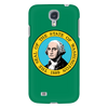 Washington State - Samsung Galaxy and Apple iPhone Cases