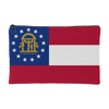 Georgia Flag Accessory Bag