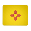 New Mexico Flag Mousepad
