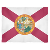 Florida Flag - Fleece Blanket