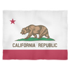 California Flag - Fleece Blanket