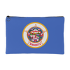 Minnesota Flag Accessory Bag