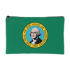 Washington State Flag Accessory Bags