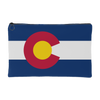 Colorado Flag Accessory Bags