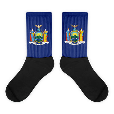 New York Flag Socks