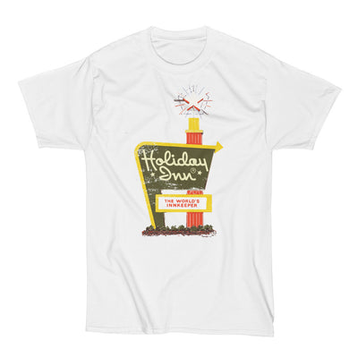 Holiday Inn Vintage Sign - Short sleeve men's t-shirt