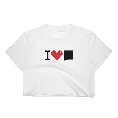 I (Heart) New Mexico - Women's Crop Top