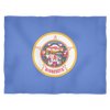 Minnesota Flag - Fleece Blanket