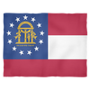 Georgia Flag - Fleece Blanket