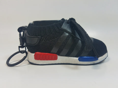 NMD Black Sneaker Charger