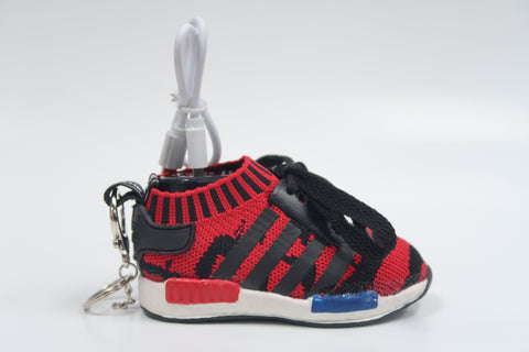 NMD RED Sneaker Charger