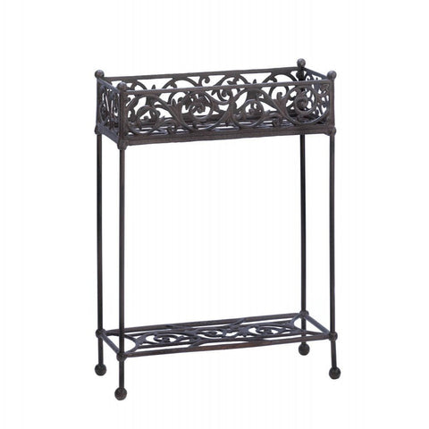 Rectangle Plant Stand - Mile High Bazaar