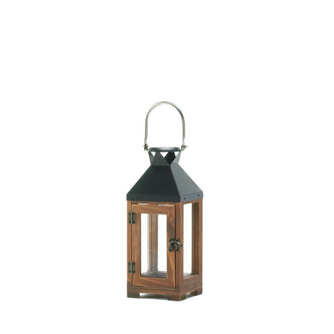 Hartford Small Candle Lantern - Mile High Bazaar