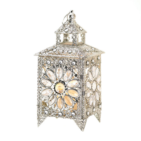 Royal Jewels Candle Lantern - Mile High Bazaar