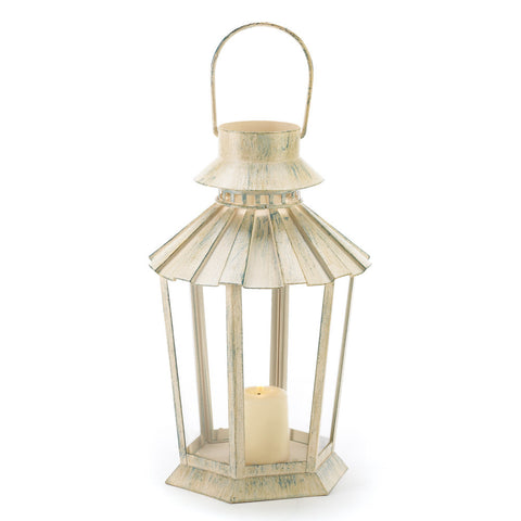 Graceful Garden Lantern - Mile High Bazaar