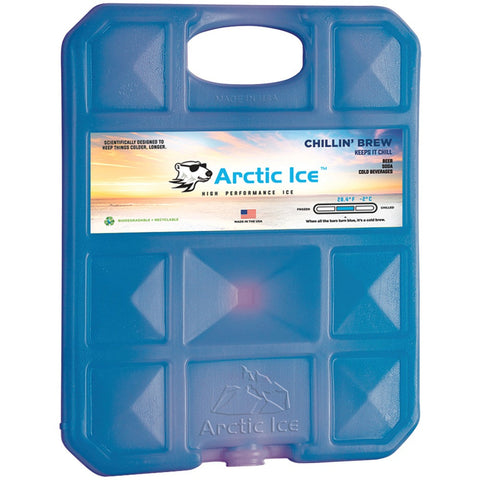Arctic Ice Chillin' Brew Series Freezer Packs (2.5lbs) - Mile High Bazaar